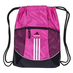 adidas sackpack pink
