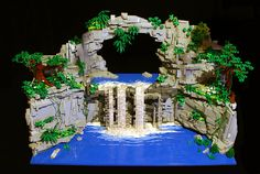 Best Lego landscaping ever