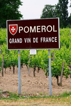 With only 800 hectares under vine, Pomerol is the smallest of all the major Bordeaux appellations. It's also home to the three most expensive wines in Bordeaux!