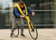 The FLIZ Pedal-Less Bike Concept : TreeHugger