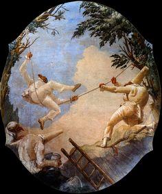 Histoire de l'art - Les mouvements dans la peinture - le rococo et le rocaille