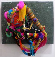 sculpture tricot