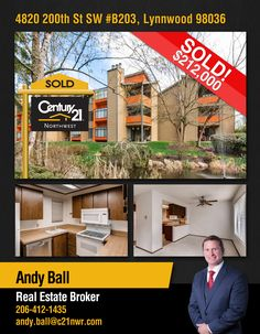 SOLD - Single Family Condo. Around of Applause to Andrew Ball. Job Well Done!  MLS # 1104339