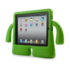 Apple new iPad 3 Speck iGuy Standing Case - Lime