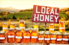 """Choose Your Honey Wisely. How to Avoid """"Organic"""" Honey Found to Contain Monsanto's Roundup Herbicide Glyphosate."""