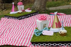 Share Tweet + 1 Mail When Tori and Myka of Sitting in a Tree Events sent over this adorable doggie birthday party it was ...