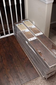Our Modern Homestead Diy Laminate Wood Flooring Project Flooring Continued