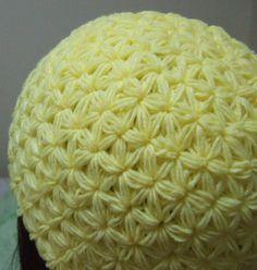 Bloggang.com : ฮิปโปวดี : How-To... หมวกลายพิกุล...ลายโครเชต์โบราณ