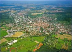 The actual town I lived in, Rottendorf. Some of the best years of my life.