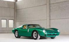 Bizzarrini 5300 GT Strada Alloy (1968)