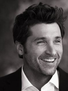 Patrick Dempsey, stop being so attractive.