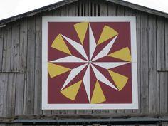 """Mariner's Compass"" - Lancaster, KY"