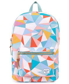 Herschel Supply Co Settlement Mid-Volume Backpack (Quilt/Seafoam) in Clothing, Shoes & Accessories | eBay