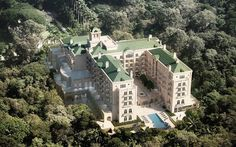 Oetker Palacio Tangara