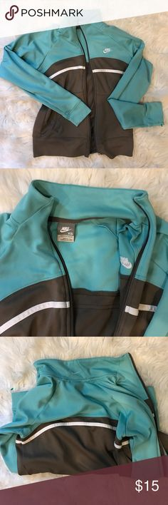 Nike Women's xs Nike zip down jacket. Excellent condition Nike Jackets & Coats