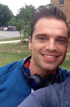 Sebastian and his smile *_*