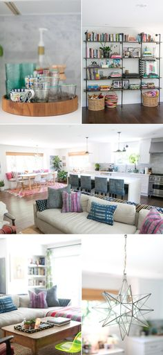 Amber Interiors Home Tour | Style Me Pretty