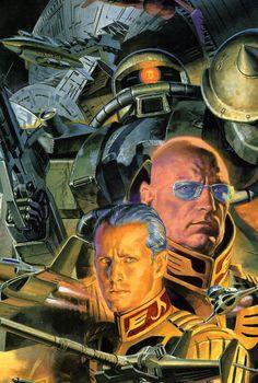 Gundam IRL - Zeon