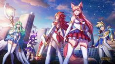 Learn more: Star Guardian 2017 | League of Legends