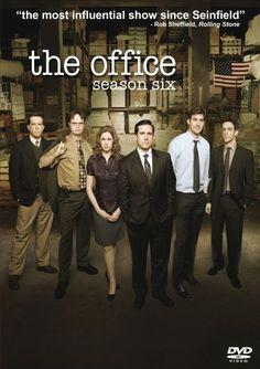 The Office - 6ª Temporada (2009 - 2010) | Dunder Mifflin's cambia de manos...