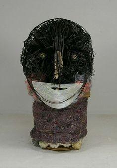 Koji Nakano Sculpture roid works gallery Tokyo SOLD