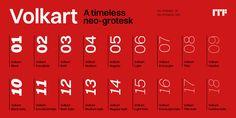 Volkart - Webfont & Desktop font « MyFonts