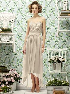 Lela Rose Style LR190 http://www.dessy.com/dresses/bridesmaid/lr190/#.UiiUz8u9KSM