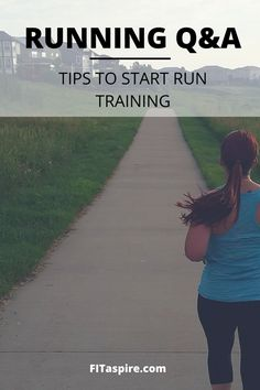 Looking to get started or get more serious with running? Sharing my tips for beginners: keys to getting started, building your mileage safely, and ways to stay inspired and motivated. (via @fitaspire)