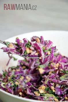 salat z cerveneho zeli Cabbage, Vegetables, Fitness, Food, Diet, Essen, Cabbages, Vegetable Recipes, Meals