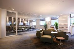 Co-working space at Regus