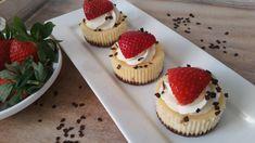 Ellouisa: Mini cheesecakes (basisrecept)