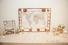 { Where in the World! Planning by Chad Biggs } www.thestockroomat230.com #thestockroom #thestockroomat230 #downtownraleigh #weddingvenue #reception #raleighweddingvenue