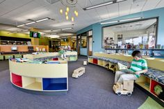 Library Design Showcase 2012: Youth Spaces | American Libraries Magazine