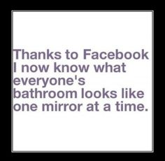 Thanks To Facebook