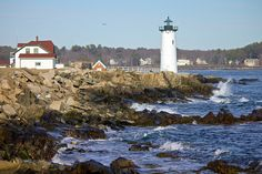 Portsmouth Harbor Lighthouse, New Castle, New Hampshire | by nelights