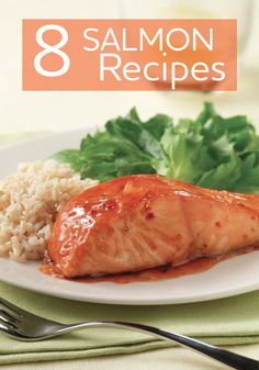 Try a healthier approach on your family dinners and try one of our delicious salmon recipes. Delicious Salmon Recipes, Fish Recipes, Easy Dinner Recipes, Seafood Recipes, Healthy Recipes, Uk Recipes, Weeknight Recipes, Fish Dishes, Diet