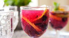 Blueberry Smash Recipe | Bon Appetit