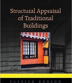 Structural Appraisal Of Traditional Buildings PDF