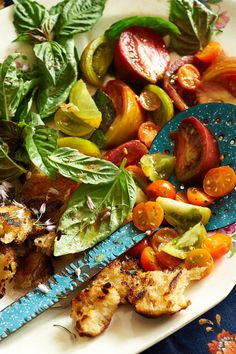 Panzanella recipe by Melina Hammer for Anthology Magazine. Photo by Melina Hammer.