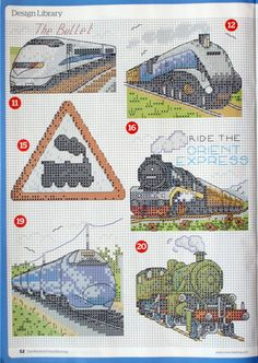 (2) Gallery.ru / Фото #29 - The world of cross stitching 160 - WhiteAngel
