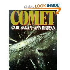 Good book by Carl Sagan and Ann Druyan written around the time Halley's Comet returned in 1986.