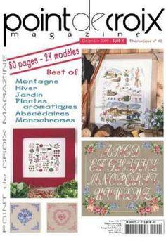 Point de Croix Magazine №42 2009 скачать бесплатно
