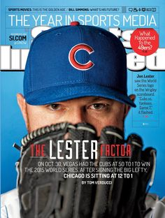 Welcome to Chicago Jon Lester