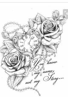 dessins de tatouage 2019 Half sleeve tattoos for men and women ideas 46 - Tattoo Designs Photo Half Sleeve Tattoos For Guys, Full Sleeve Tattoos, Sleave Tattoos For Women, Women Thigh Tattoos, Upper Thigh Tattoos, Woman Sleeve Tattoos, Thigh Tattoos For Girls, Tattoo Half Sleeves, Feminine Thigh Tattoos