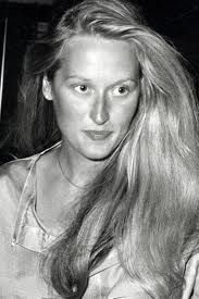 young Meryl Streep.  stunning and insanely talented