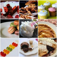 pics of desserts   We have seen all kinds of dessert stations, but in order to understand ...