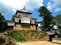Bichu-Matsuyama castle, Okayama, Japan