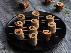 Ruishi eli ruisrulla maistuu niin sohvaeväänä kuin juhlapöydän tarjottavinakin!