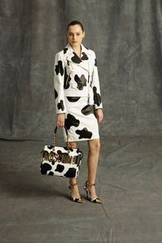 Moschino PF '14 look book