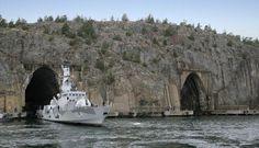 Swedish Naval Base